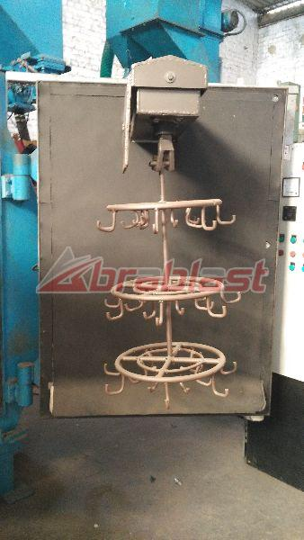 Hanger Type Shot Blasting Machine 03