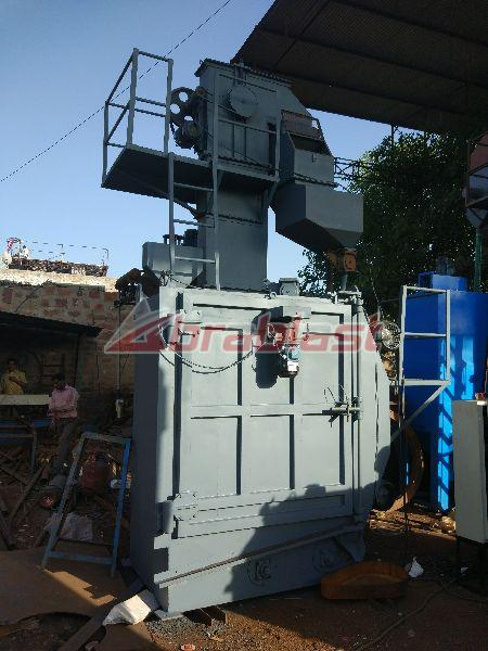 Hanger Type Shot Blasting Machine 05