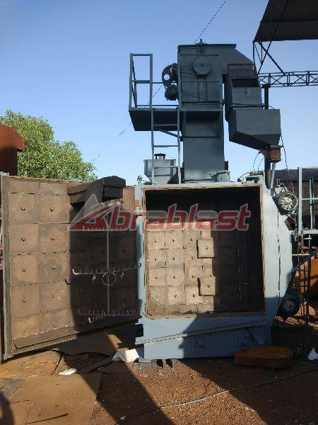 Hanger Type Shot Blasting Machine 06