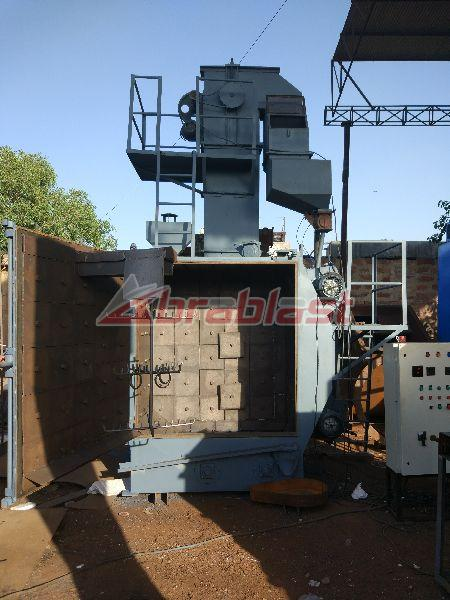 Hanger Type Shot Blasting Machine 07