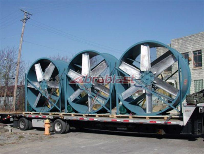 Industrial Fan 02