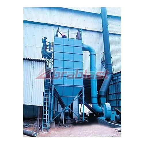 Pulse Jet Dust Collector 01