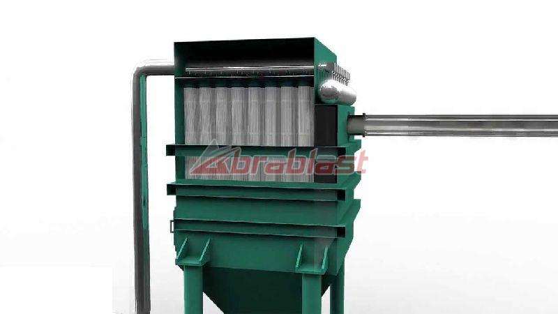 Pulse Jet Dust Collector 02