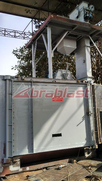 Swing Table Shot Blasting Machines AB-AST-1800 02