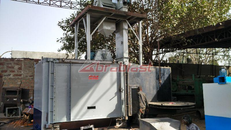 Swing Table Shot Blasting Machines AB-AST-1800 03