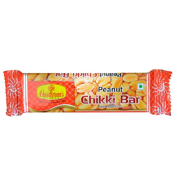 Haldiram Peanut Chikki