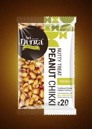 Sri Durga Sweets Nutty Treat Peanut Chikki