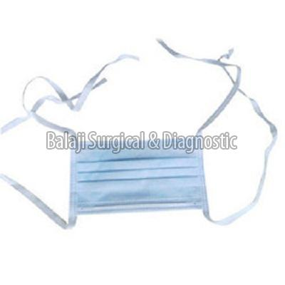 Disposable Tie Face Mask
