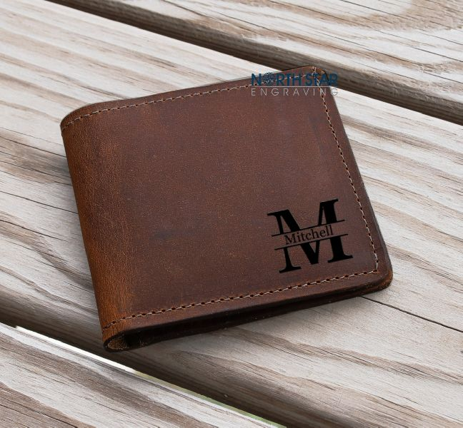 Formal Leather Wallet