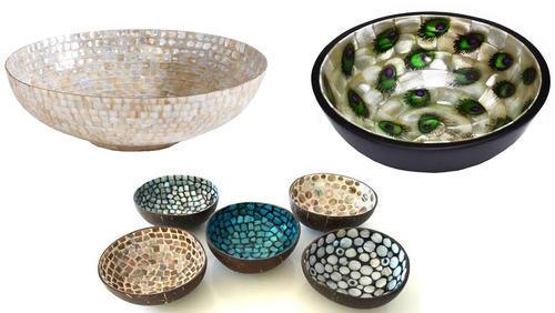 Sea Shell Bowls