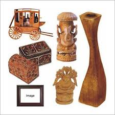 Wooden Handicraft Items