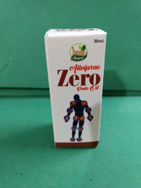 Zero Pain Oil