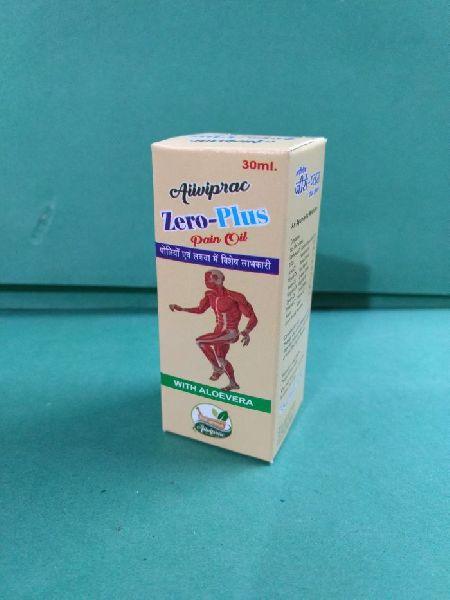 Zero Plus Pain Oil