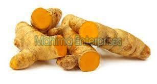 Natural Turmeric Finger