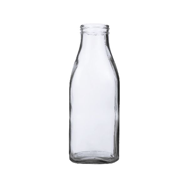 1000ml Square Sarda Glass Bottles