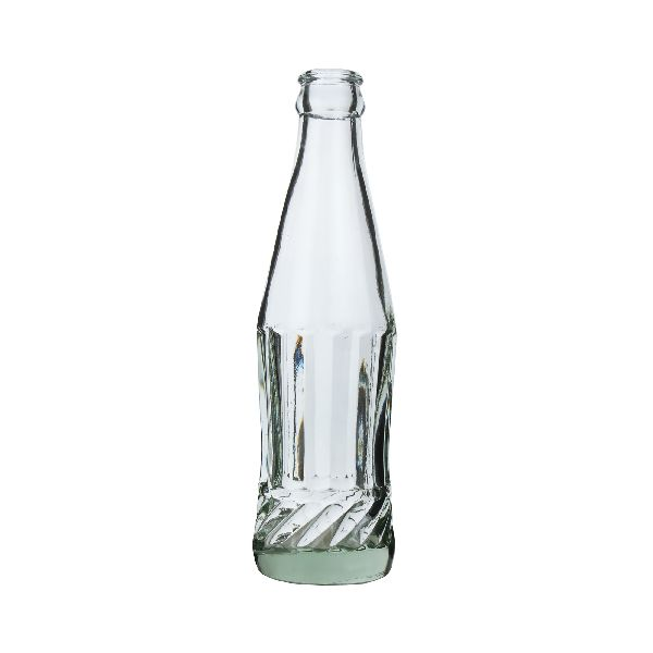 250ml Soda and Cold Drink Glass Bottle