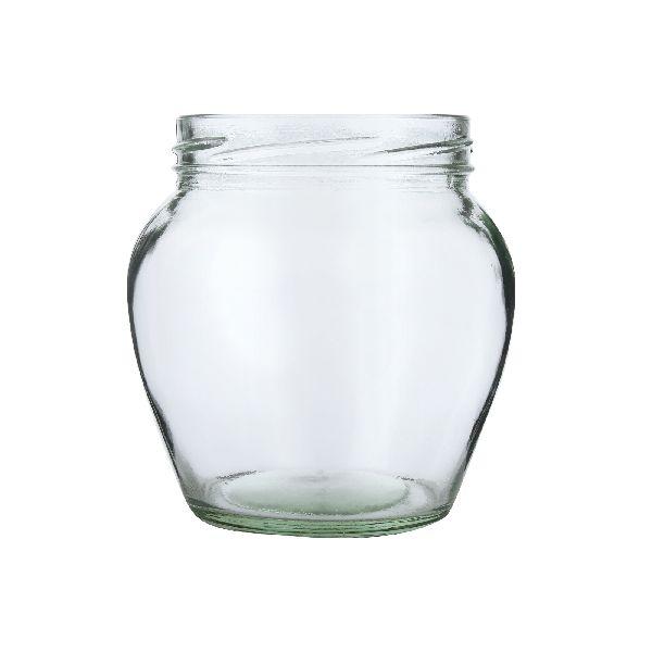 500gm Matki Glass Jar
