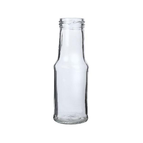 CK Juice Shake Glass Bottle