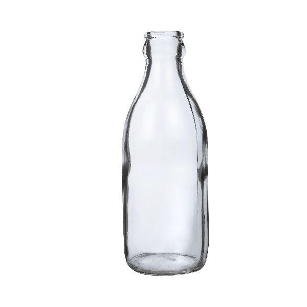 Flavoured Milk Glass Bottle