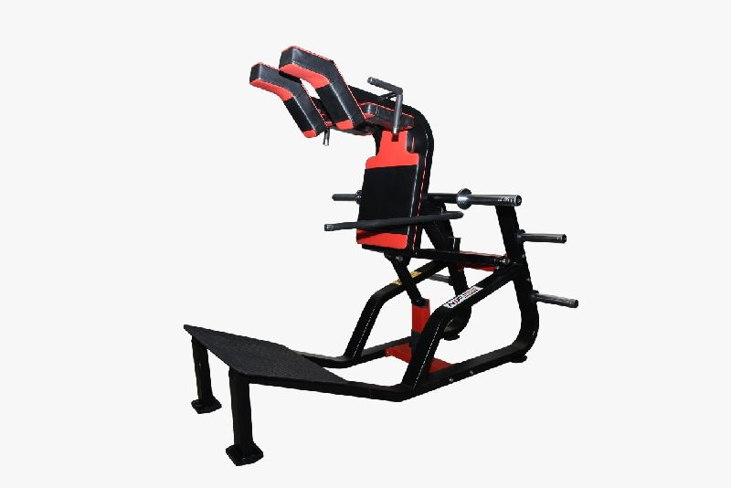 K Pro Calf & Hack Squat Machine