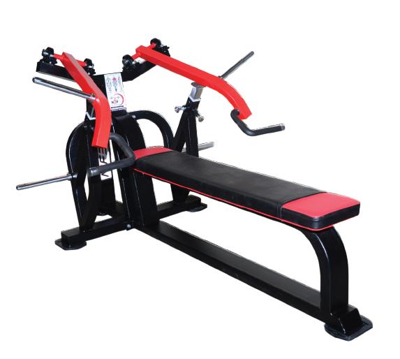 K Pro DA Flat Bench Press Machine