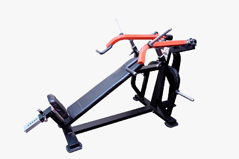 K Pro DA Incline Bench Press Machine