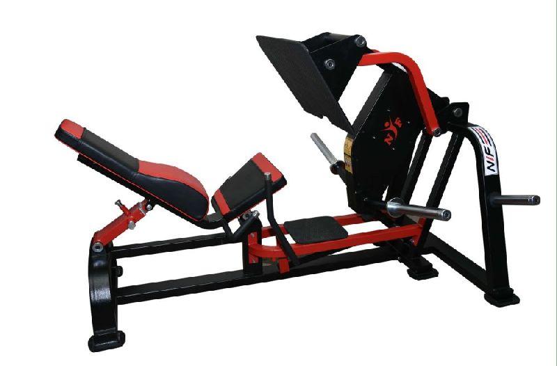 K Pro Seated Leg Press Machine