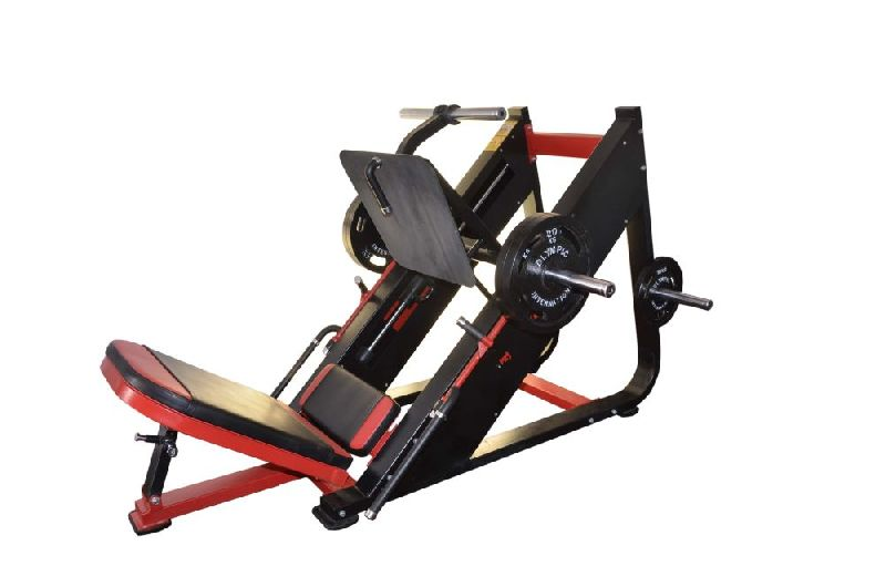 Normal Leg Press Machine without Hack