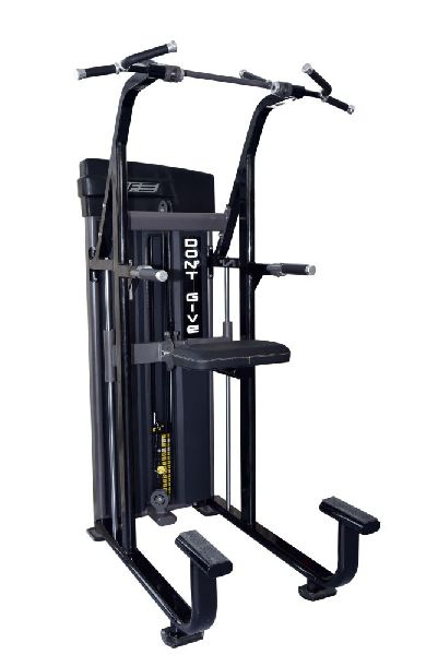 S Pro Assisted Dip Chin Machine