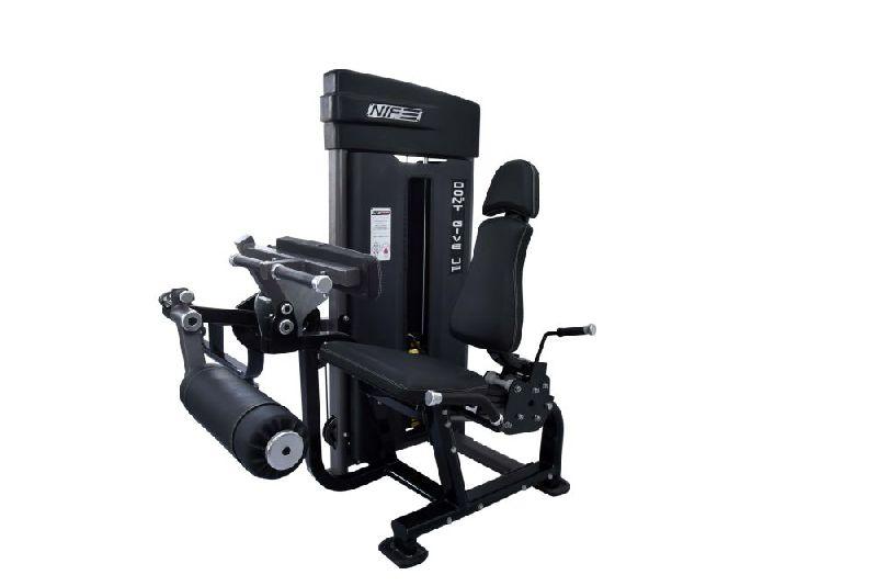 S Pro Leg Curl Seated Machine