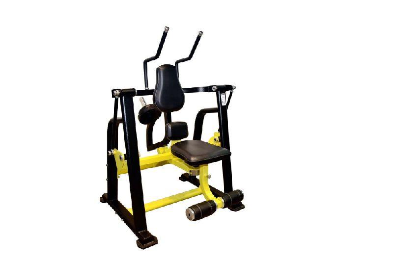 S Pro Abdominal Machine