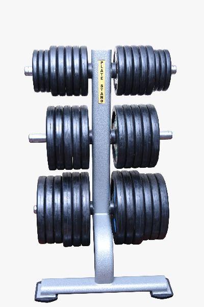 S Pro Dumbbell Plate Rack