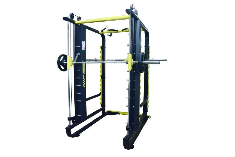 S Pro Smith Power Cage Machine