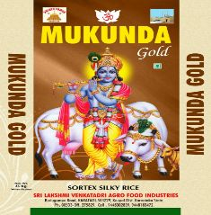Mukunda Gold HMT Rice