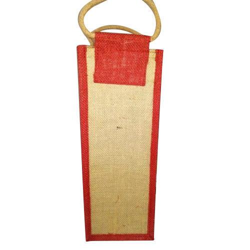 Bottle Carry Jute Bags