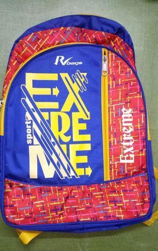 Printed Backpack Bags