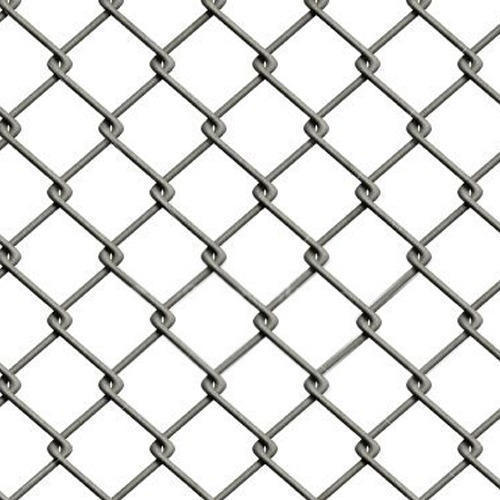 Galvanized Chain Link Fence
