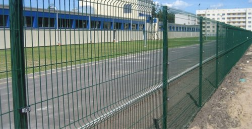 Security Chain Link Fences