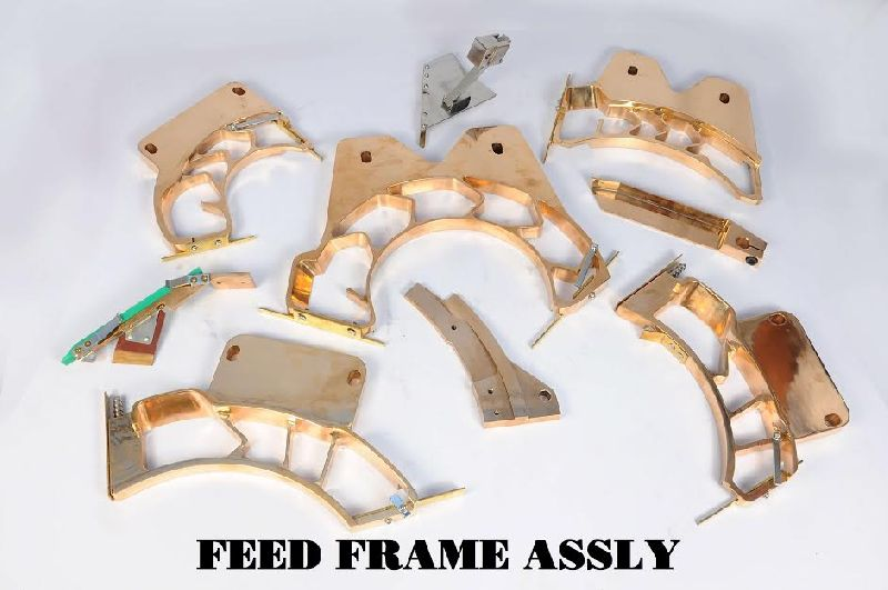 Tablet Press Machine Feed Frame Assembly