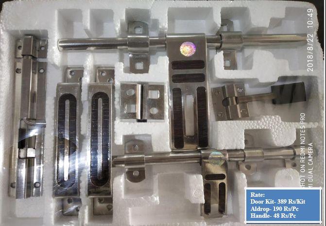 Double Line Model Mica Door Kit