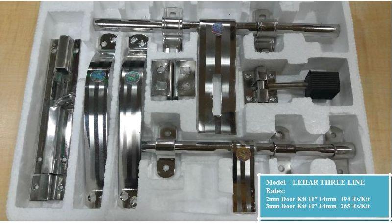 Lehar Three Line Model Door Kit
