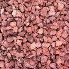 Red Sandstone Pebbles Gravels