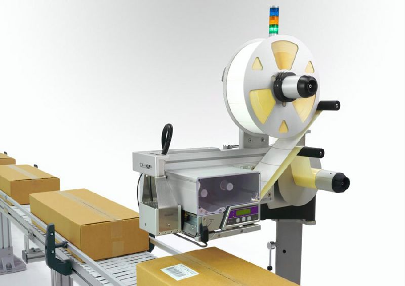 Label Print and Apply Machine