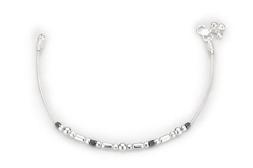 92.5 Sterling Silver Anklet
