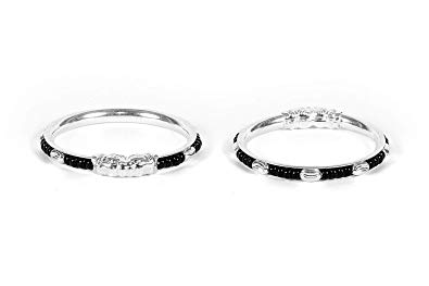 92.5 Sterling Silver Baby Bangle