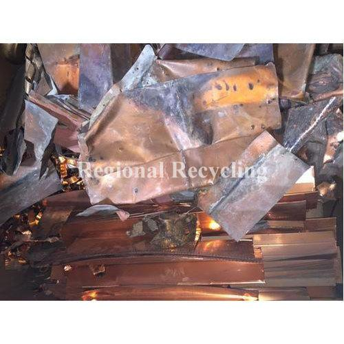 Copper Sheet Scrap