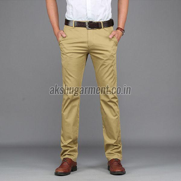 Formal Cotton Trouser