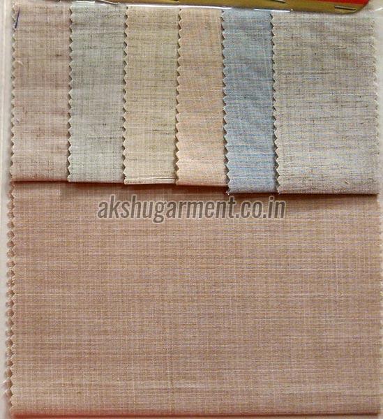 Khadi Shirting Fabric