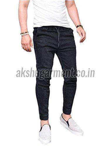 Mens Casual Slim Fit Jeans