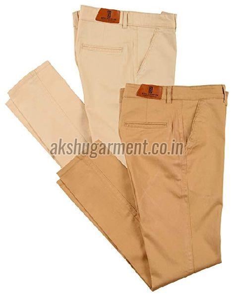 Regular Fit Cotton Trouser